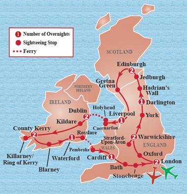 Heart of the British Isles