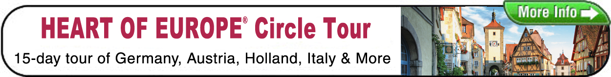 Heart of Europe® Circle Tour